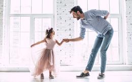 Lợi ích trẻ nhận được khi có một người cha tốt
