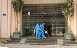 Phong tỏa gấp trụ sở Bộ Công Thương vì có F0 đến nộp hồ sơ