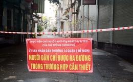TPHCM xử phạt người vi phạm Chỉ thị 16 gần 15 tỉ đồng