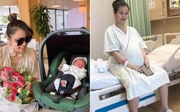 3 sao Việt chia sẻ cảm xúc sinh con trong mùa dịch Covid-19