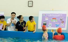 60% trẻ em biết bơi vào năm 2030