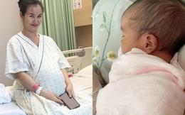 """Sau 9 ngày sinh con lai giống hệt chồng Ấn Độ giữa dịch, Võ Hạ Trâm phải đi """"xin ăn"""""""