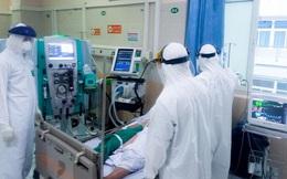 Bộ Y tế thông tin 36 ca tử vong do Covid-19