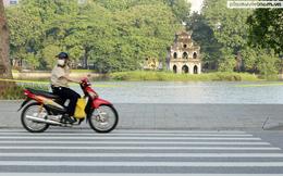 Hà Nội trong buổi sáng đầu tiên thực hiện giãn cách xã hội theo Chỉ thị 16