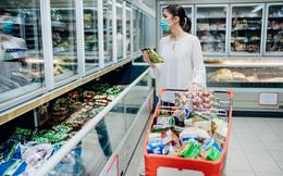 Giá thực phẩm ngày đầu giãn cách xã hội tại Hà Nội thế nào?