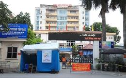 Bệnh viện Phổi Hà Nội phát hiện 24 ca nhiễm và 5 trường hợp nghi nhiễm Covid-19