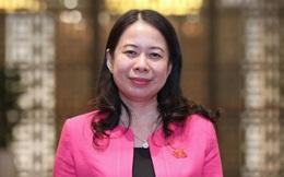 Bà Võ Thị Ánh Xuân được bầu làm Phó Chủ tịch nước nhiệm kỳ 2021-2026