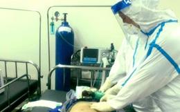 Cấp cứu thành công nữ bệnh nhân Covid-19 bị nhồi máu cơ tim