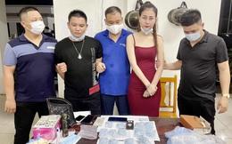 Đang bị truy nã, cô gái 9X bị bắt vì mua bán ma túy