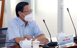 Phó Bí thư Thường trực TPHCM: Mong người dân tiếp tục chịu khó, thực hiện giãn cách tốt hơn