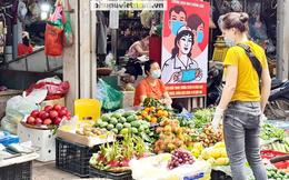 Những điều cần biết về phòng chống dịch tại chợ truyền thống trong thời gian giãn cách xã hội