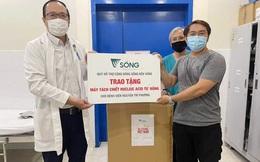 """Chiến dịch """"Be strong Việt Nam"""" kêu gọi tiếp tục giúp đỡ người khó khăn tại TPHCM"""
