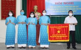 Hội LHPN tỉnh Hưng Yên nhận Cờ thi đua và Bằng khen của Thủ tướng Chính phủ