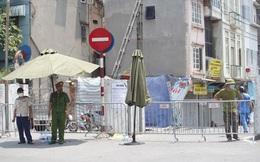 Hà Nội: Cận cảnh phong tỏa phường Chương Dương với hơn 18.000 dân