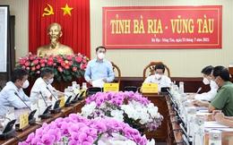 Thứ trưởng Y tế: Bà Rịa - Vũng Tàu đang ở tình trạng nguy cơ rất cao
