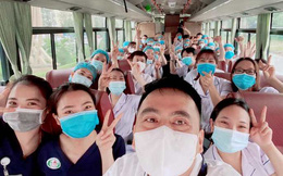 200 nhân viên y tế Nghệ An sẵn sàng lên đường hỗ trợ TPHCM chống dịch Covid-19