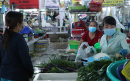 151 chợ truyền thống tại TPHCM tạm ngưng hoạt động do Covid-19