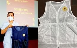 Áo chống sốc nhiệt: Những chiếc áo được làm từ trái tim