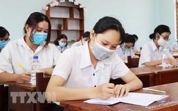 Cả nước có 15.000 thí sinh không thể dự thi tốt nghiệp THPT vì Covid-19