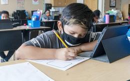 Mỹ: Tranh cãi xung quanh chuyện trẻ em đeo khẩu trang trước thềm năm học mới
