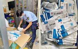 """Gần 65.000 viên thuốc trị cảm, sốt của Trung Quốc được """"kinh doanh thời vụ"""" trôi nổi ở TPHCM"""