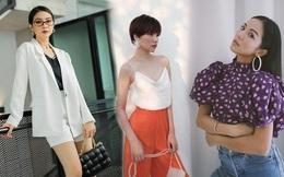 4 kiểu áo không đắt đỏ mà vẫn nâng tầm phong cách cho phái đẹp