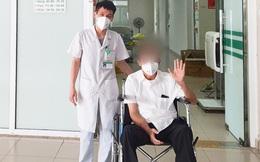 Bệnh nhân Covid-19 xuất viện sau 38 ngày chạy tim phổi nhân tạo