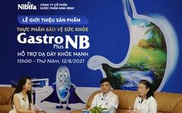 Gastro NB Plus hỗ trợ đẩy lùi đau dạ dày sau 20 phút