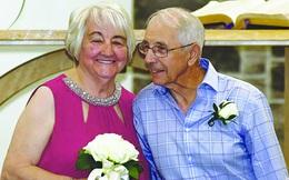 Sau cuộc hôn nhân mỹ mãn, cặp tình đầu quyết định tổ chức cưới sau 7 thập kỷ xa cách