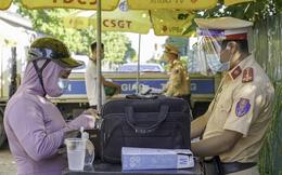 Hà Nội: Tổ công tác liên ngành phát hiện nhiều trường hợp ra đường không có lý do chính đáng