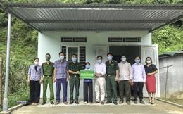 """Bộ đội Biên phòng Lào Cai bàn giao """"mái ấm người nghèo nơi biên giới"""""""