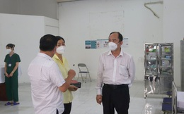 TPHCM có trạm y tế lưu động chăm sóc người mắc Covid-19 tại nhà