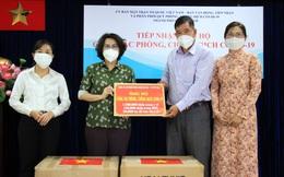 Công ty CP Công nghệ cao AS-TK ủng hộ TPHCM thiết bị y tế phòng, chống dịch Covid-19