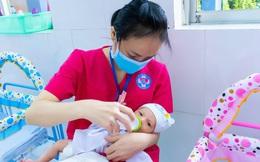 TPHCM khánh thành trung tâm chăm sóc trẻ sơ sinh có mẹ nhiễm Covid-19