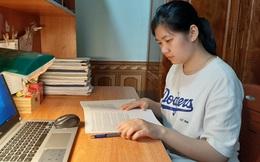 Nữ sinh dân tộc Thái ước mơ trở thành cô giáo vùng cao