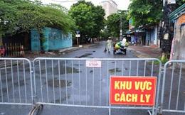 Hà Nội: Trong 3 ngày ổ dịch Thanh Xuân Trung đã có hơn 100 F0