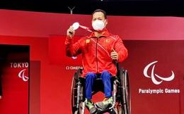 Việt Nam có tấm huy chương đầu tiên tại Paralympic Tokyo 2020