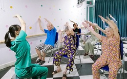 Để tuổi già không cô đơn: Trung tâm dưỡng lão mùa Covid
