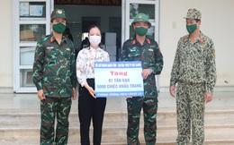 Phụ nữ Bắc Giang dốc sức tham gia phòng, chống dịch