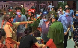 Giải cứu bé trai nghi bị 2 đối tượng bịt miệng, dùng băng dính trói chân tay chở đi