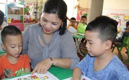 Cô giáo mầm non nêu gương tự học và sáng tạo