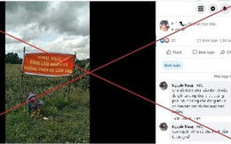 Xác minh thông tin livestream sai sự thật của một phụ nữ trên Facebook