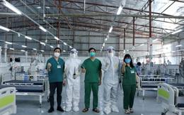 TPHCM: Bộ Công an khánh thành bệnh viện dã chiến Covid-19 quy mô 300 giường