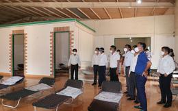 Bình Dương: Thêm khu điều trị Covid-19 quy mô 1.400 giường đưa vào hoạt động