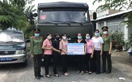 Phụ nữ tỉnh Đồng Tháp san sẻ yêu thương với tỉnh Bình Dương