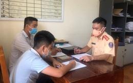 Phú Thọ: Phạt tiền, tước giấy phép lái xe của người bố cho con 11 tuổi lái ô tô