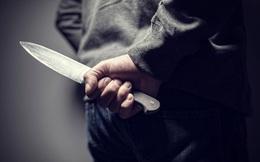 Cãi nhau, chồng dùng dao cắt cổ vợ