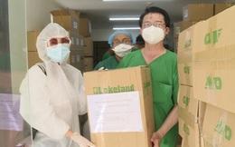 Nữ doanh nhân quyên góp gần nửa tỷ đồng mua trang thiết bị tặng bác sĩ chống dịch Covid-19
