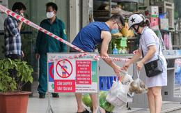 Tạm phong tỏa tòa nhà HH4C Linh Đàm do có ca nghi nhiễm Covid-19