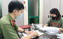 """Cô gái khoe """"thẻ đỏ quyền lực"""" có thể thông chốt đi vòng quanh Hà Nội bị phạt 12,5 triệu đồng"""